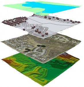 4-GIS-Layers