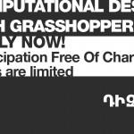Computational Design with Grasshopper