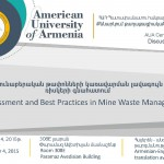 Risk Assessment and Best Practices in Mine Waste Management